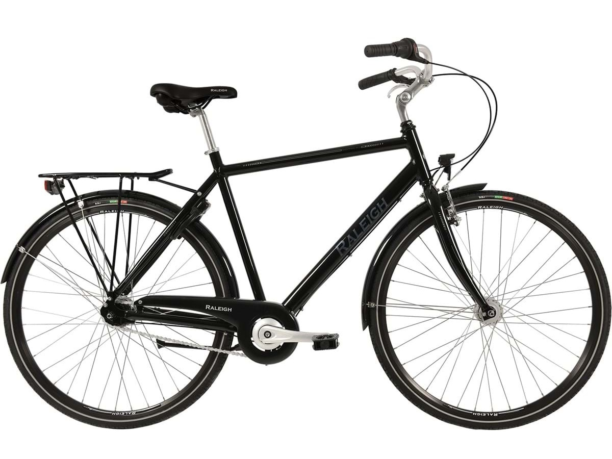 Raleigh - Shopping | city-cykel