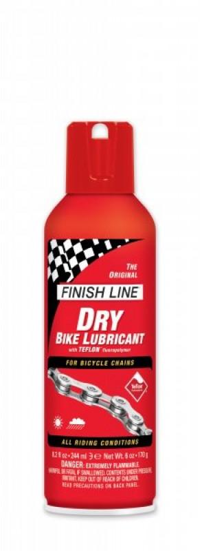 Finish Line Dry Lube Spray | Personlig pleje