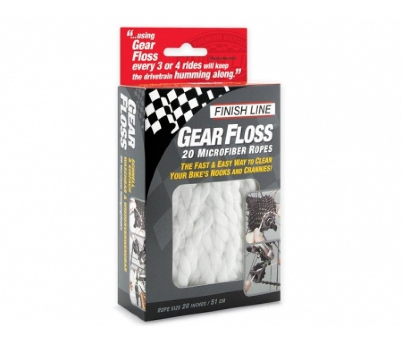 Finish Line Gear Floss | polish_and_lubricant_component