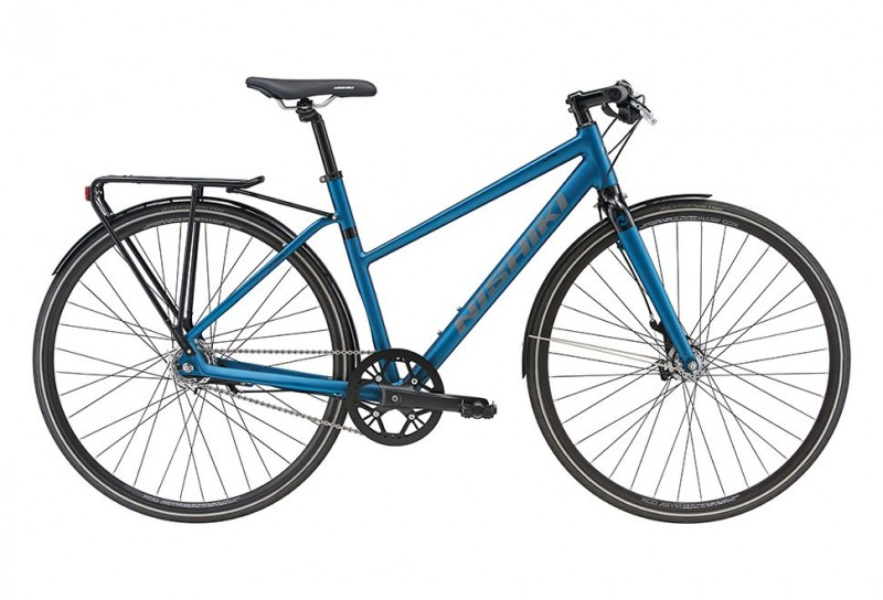 Nishiki Lite 7 Gear 2018 | City-cykler