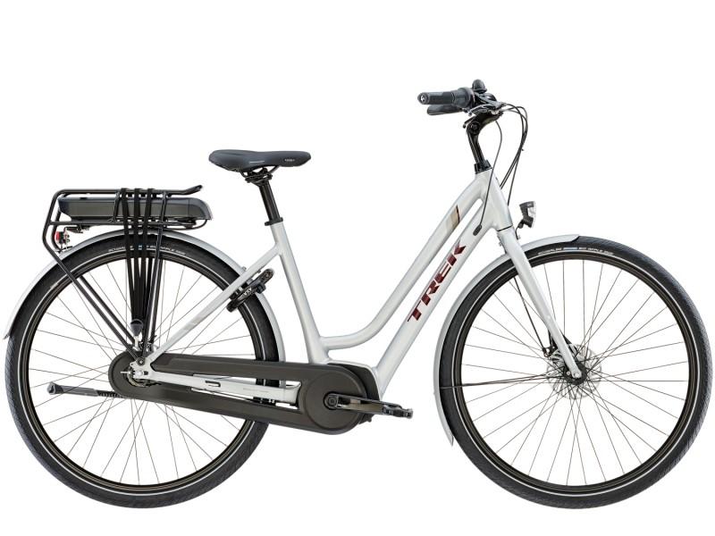 Trek UM1 + Midstep 500WH | City-cykler