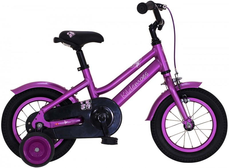 "Kildemoes Bikerz 12"" 1G Pigecykel | City-cykler"