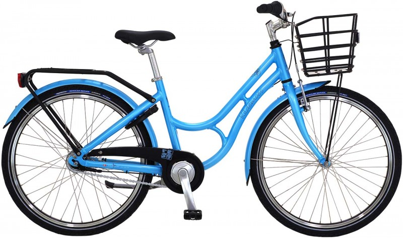 "2019 Kildemoes Bikerz Retro 24"" | City-cykler"