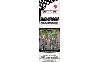 Finish line showroom