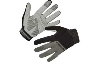 Hummvee Plus Glove II Sort