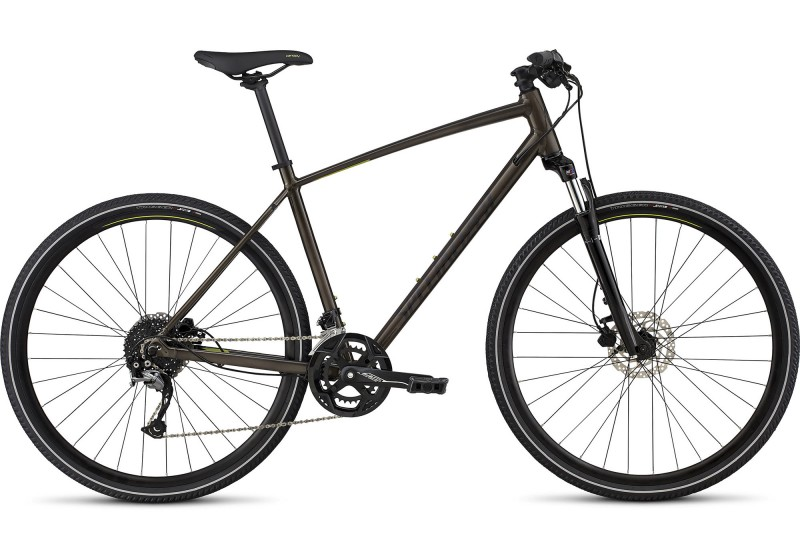 Specialized Crosstrail Sport StormGrey (2019) | City
