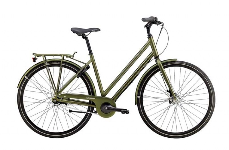 2021 Winther Green 2 | city-cykel