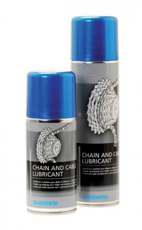 Shimano Chain and cable lubricant | polish_and_lubricant_component