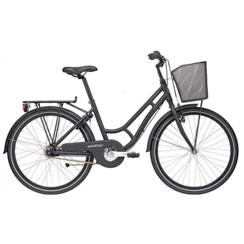 Black Winther 250 Granny | City-cykler